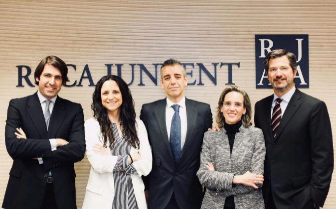 Roca Junyent ficha a Raúl Salas como socio del departamento de fiscal