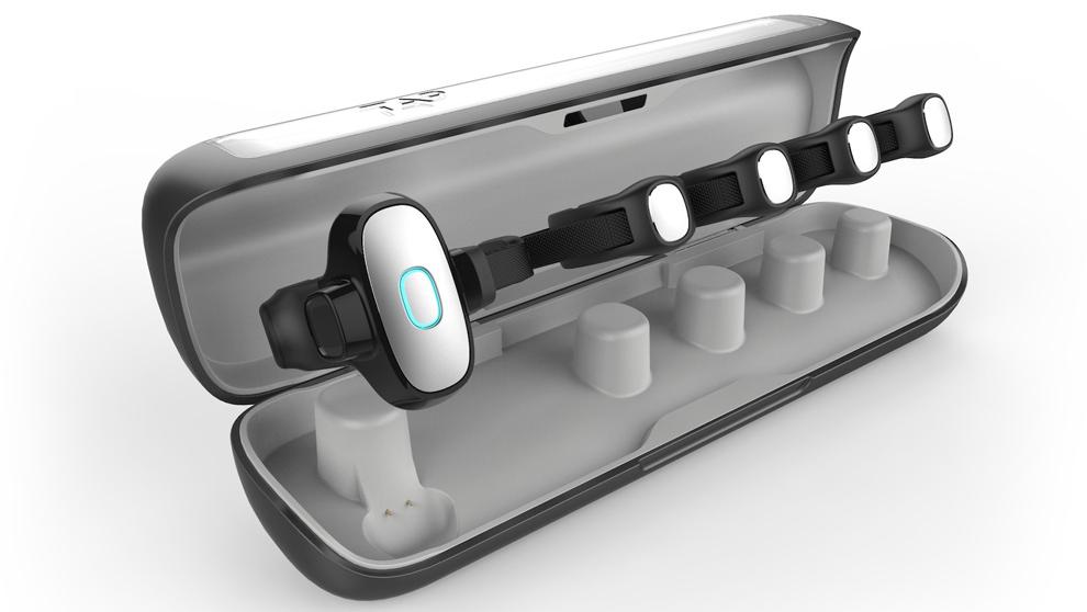 Tap Strap, el teclado wereable que convierte cualquier superficie en...