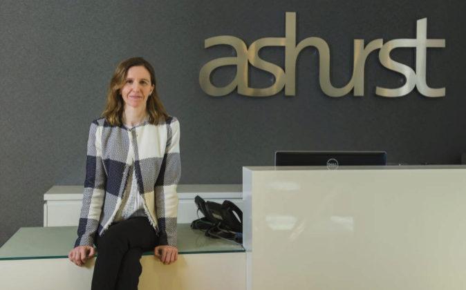 Josefina García se incorpora a Ashurst