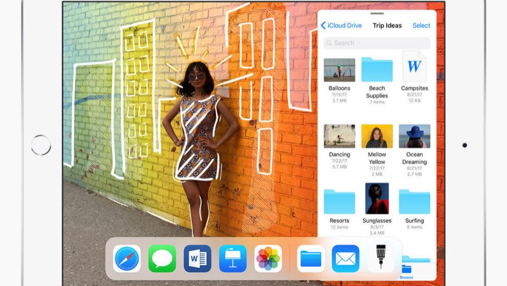 """El iPad 2018 por fin es """"asequible"""", con un precio de 345..."""
