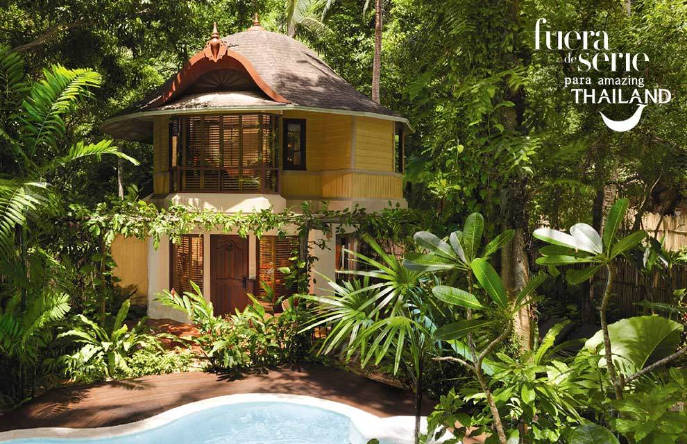 Hotel Rayavadee en Krabi