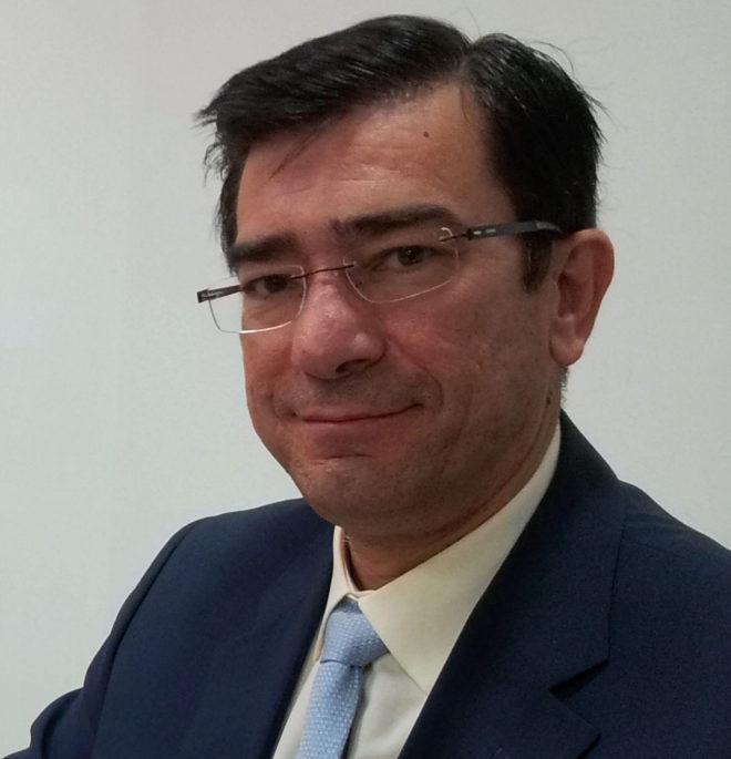 Antonio Paredes, técnico de Hacienda.