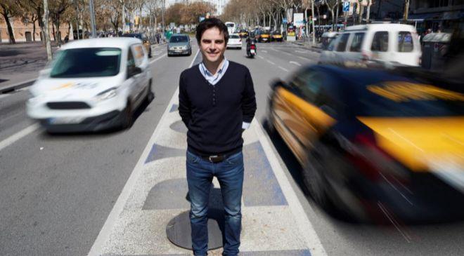 El director general de Drivy en España Jaume Suñol.