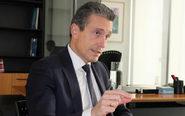 Juan Ignacio Sanz es desde hace cinco meses consejero delegado de la...