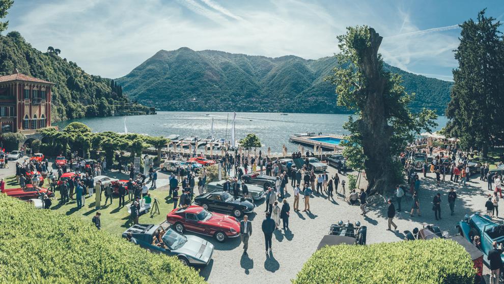 El Hotel Vila d'Este, uno de los más bellos de Lombardía,...