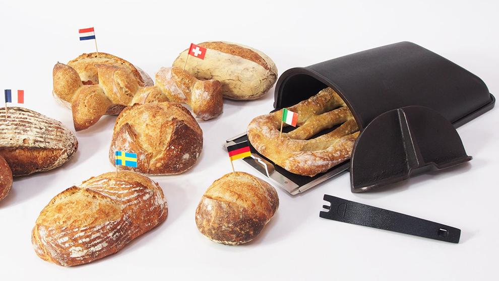 Fourneau Bread Oven 2.0 hornea panes dorados por fuera y esponjosos...