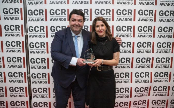 Uría Menéndez, despacho europeo del año en competencia