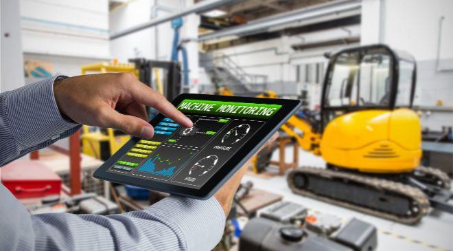 La constructora testará el uso de del 5G en maquinaria autónoma y...