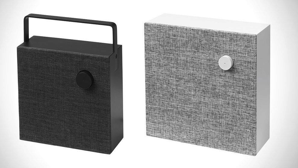 Los altavoces Eneby, que comercializará Ikea, funcionan por Bluetooth...