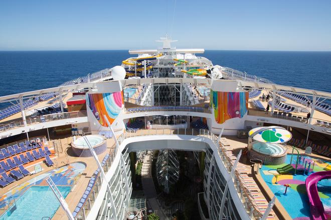 El mercado de cruceros sigue creciendo en España, pero no salimos del Mediterráneo