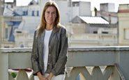 Belén Wanguemert, es la directora general de Royal Caribbean para...