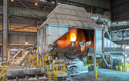 La planta de Aludium en Amorebieta (Bizkaia) fabrica productos...