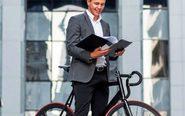 El 19 de abril se celebra el Día Internacional de la Bicicleta.
