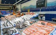 Pescadería de Mercadona.