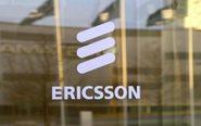 Logo de Ericsson.