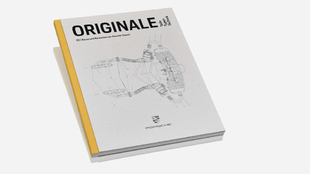 Ejemplar de Originale, Porsche Clásico editado por la firma de...