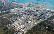 El complejo petroquímico junto al puerto de Castellón ha tenido...