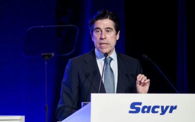Sacyr reclama 518,5 millones a Murcia por la resolución del contrato del aeropuerto - EXPANSION