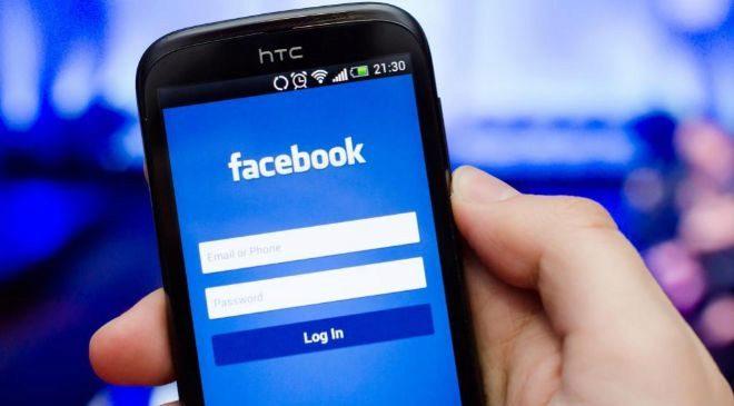 Aplicación de Facebook.
