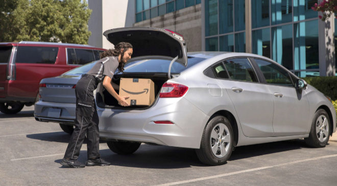 Facilitar las entregas | Amazon es cada vez más imaginativa en las...