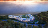 Proyecto, con apartamentos, áticos con piscinas privadas y villas de...