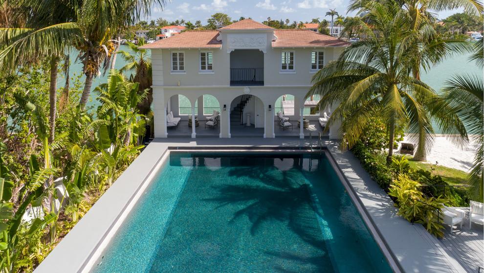 Una de las últimas residencias de Al Capone, y una de las propiedades...