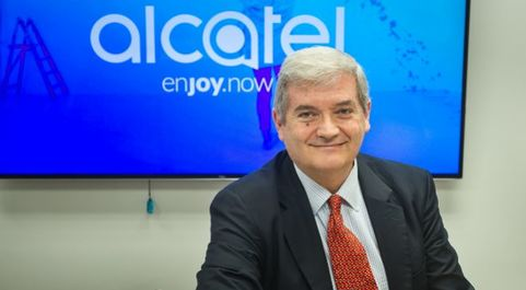 Carlos Cano, director general en España de TCL Mobile Europe