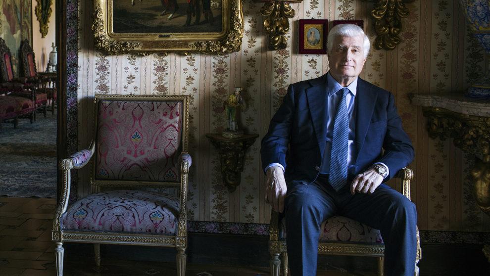 Carlos Fitz-James Stuart heredero de La Casa de Alba.