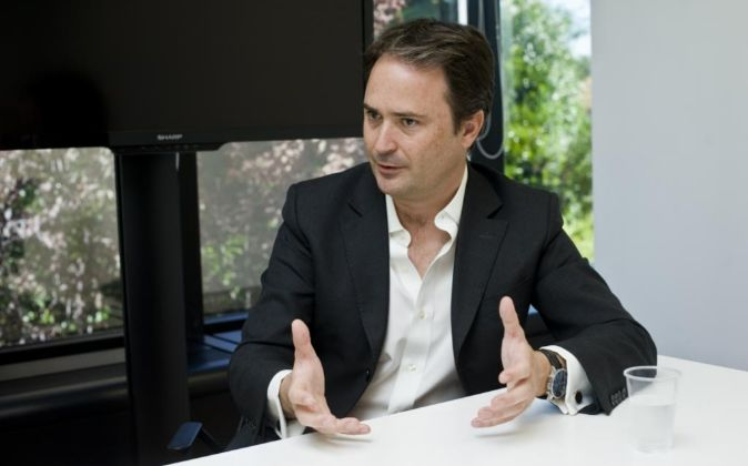 François Nuyts, director general de Amazon Spain
