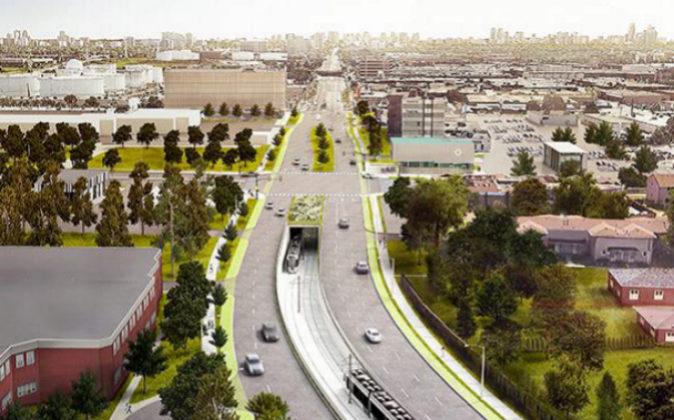 ACS cierra la financiación del metro ligero de Toronto