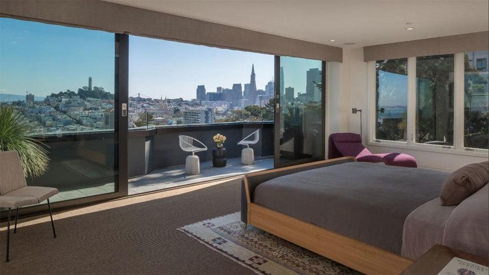 Esta lujosa vivienda ha sido adquirida por la viuda de Steve Jobs,...