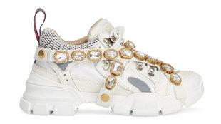 Las sneakers Gucci SEGA, en colaboración con la marca de consolas,...