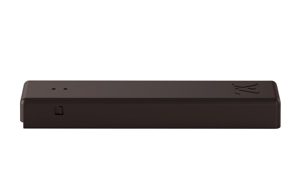El dispositivo Echo creado por  Louis Vuitton y Sigfox.