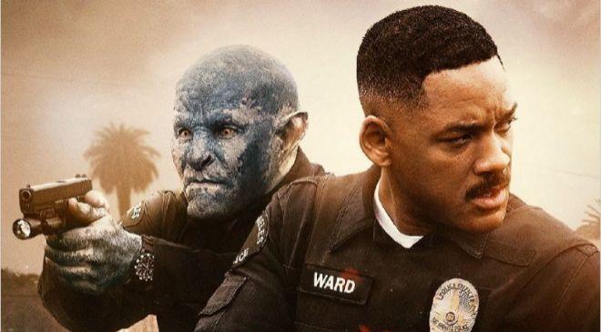 Fotograma de Bright, protagonizada por Will Smith, y producida por...