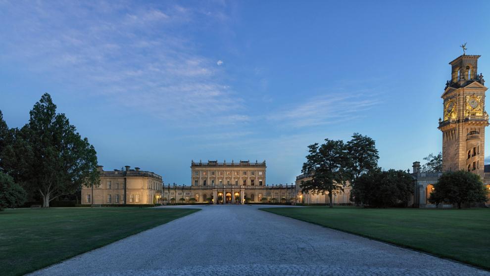 El castillo que alberga el  Cliveden House, donde pasará su última...