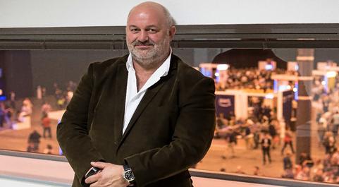 Werner Vogels, 'chief digital officer' de Amazon, visitó...