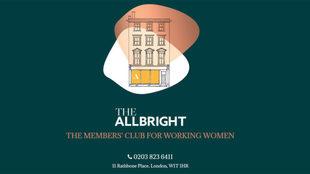 Imagen de uno de estos clubes de mujeres, The AllBright.