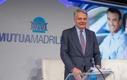 El presidente del Grupo Mutua Madrileña, Ignacio Garralda.