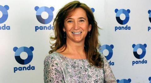 La directora general de Panda en Iberia Rosa Díaz.