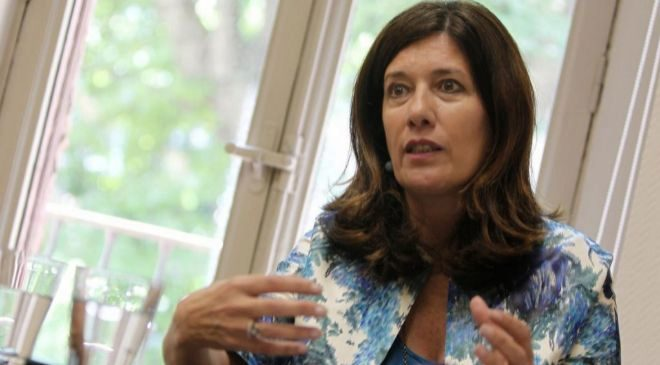 La directora de la Agencia Española de Protección de Datos (AEPD)...