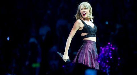 Taylor Swift, una de las artistas más escuchadas en...
