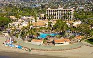 En la imagen, el hotel Hilton San Diego Resort, propiedad de LaSalle.