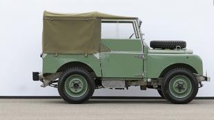 Para celebrar su 70 aniversario Land Rover ha conseguido localizar y...