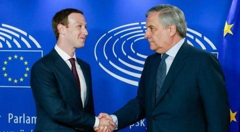 El fundador de Facebook, Mark Zuckerberg reconoció el pasado 22 de...