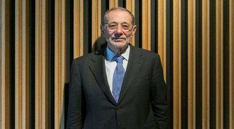 El exministro y exsecretario general de la OTAN, Javier Solana.