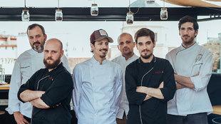 Todos los chefs que participan en la iniciativa de The Hat, de los...