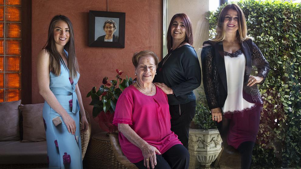 Las Mujeres Roca, Alejandra Rivas, Montserrat Fontané, Encarna Tirado...