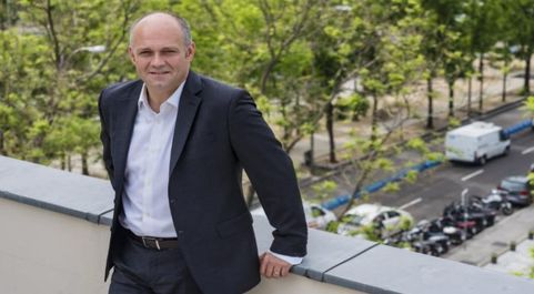 Luis Perez-Breva, director del MIT Innovation Team