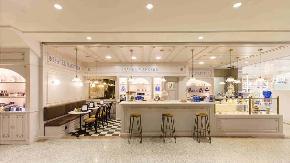 Café-Bistró, el nuevo espacio de Isabel Maestre en el Club del...