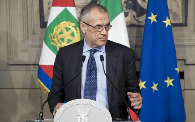 La crisis política de Italia golpea a los mercados europeos